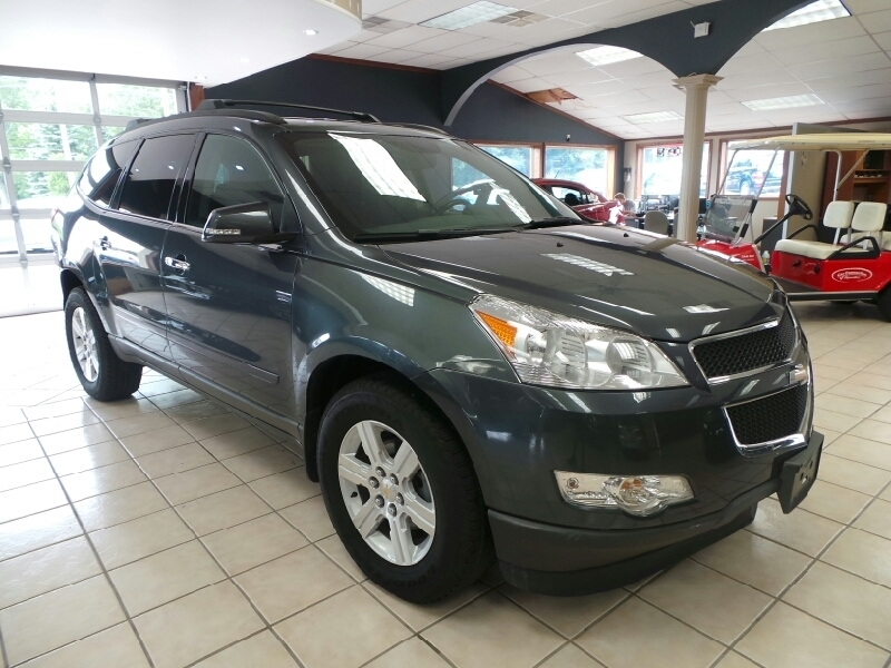 pre owned 2011 chevrolet traverse awd 4dr lt w 1lt suv in new castle 051446a car connection. Black Bedroom Furniture Sets. Home Design Ideas