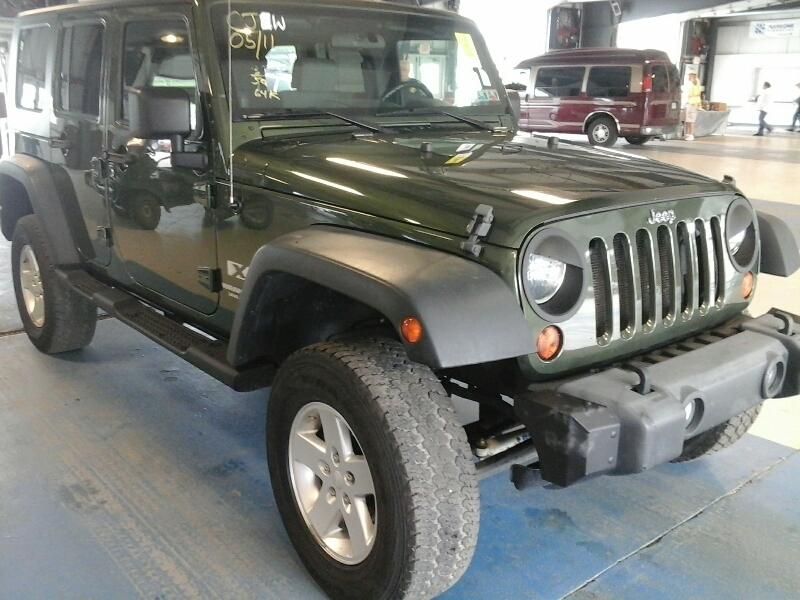2008 jeep wrangler 4wd 4dr unlimited x suv in new castle 061557a car connection superstore. Black Bedroom Furniture Sets. Home Design Ideas